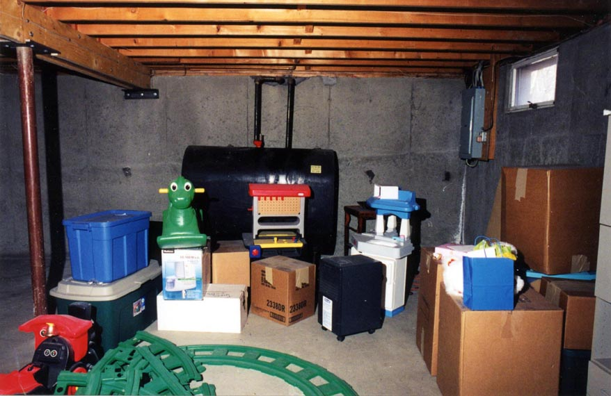 unfinished basement playroom group picture image by tag